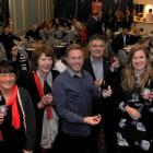 At the launch of the 2014 Dunedin Craft Beer and Food Festival at Dunedin Casino last night are ...