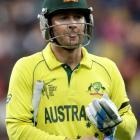 Australia captain Michael Clarke. Photo Reuters