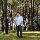 Australian gardening presenter Jamie Durie, who appears regularly on the <i>Oprah Winfrey Show</i...