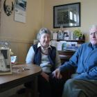 Betty (''late 70s'') and Bill (87) Adams celebrated their 60th wedding anniversary yesterday....