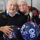 Bill and Tui Norman celebrate their 60th wedding anniversary at the Mosgiel Salvation Army Hall...