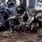 Black Hawk Down portrayed the battle between  United States forces and Somalian warlords in...