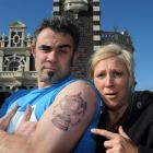 Breakfast radio host Nicky Rennie is more than a little surprised at the result of her tattoo...