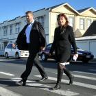 Brilliant autumn sunshine shone on my old alma mater last Monday as Dunedin South MP Clare Curran...