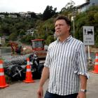 Broad Bay resident Simon Blake says delays for residents on ...