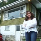 Cabin owner Lucy Bell says she would rather have it demolished than leave it for the Queenstown...