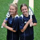 Caitlin Blakely (17) and Polly Inglis (17) will be leading the charge for the St Hilda's...