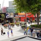 Canterbury's reconstruction appears to be gaining momentum, with positive data on jobs and retail...