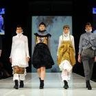 Carolina Barua won the Peroni first prize at the iD International Emerging Designer Awards with...