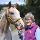 Cavalcade veteran Alice Sinclair, of Mosgiel, hopes to complete many more cavalcades with her...