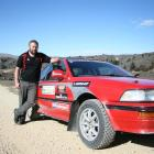 Central Otago Motorsports Club member Kevin Laird, of Alexandra, will enter his Toyota Levin in...