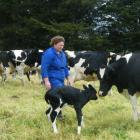 Charlton dairy farmer Josephine Dodds and her family are Fonterra suppliers and are wondering...