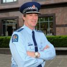 Chief Inspector Dennis Lock, of Adelaide, is on a three-month secondment at the central Dunedin...