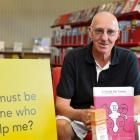 Citizens Advice Bureau volunteer Brian Holden on duty at the Mosgiel Library last week. Photo by...
