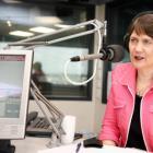 Prime Minister Helen Clark on Newstalk ZB