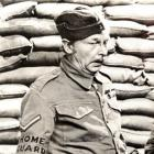 Clive Dunn as Lance-Corporal Jones in 'Dad's Army'.