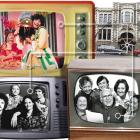 Clockwise from top right: Playschool special, Cinderella, Rawiri Paratene and Barry Dorking;...