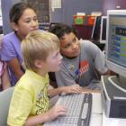 Competing against pupils from around the world on World Maths Day is Bradford School, Dunedin,...
