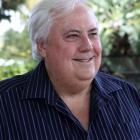 Controversial billionaire Clive Palmer wants to build Titanic II. REUTERS/Jim Reagan