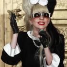 Courting controversy . . . Lady Gaga. Photo Reuters