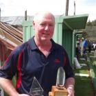 Craig McCaw, of Palmerston,  won the Sportsperson  of the Year award at the East Otago Community...
