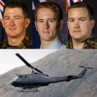 Crash victims Flight Lieutentant Hayden (Muddy) Peter Madsen, Flight Officer Daniel Stephen (Dan)...
