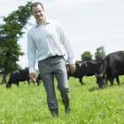 DairyNZ chief executive Tim Mackle