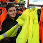 Dan Rogers works at Road Materials Workgear as part of the Malcam Trust Altitude Employment-based...
