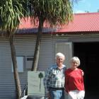 David and Winifred Bull from Cabbage Tree. Photos by Charmian Smith.