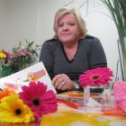 Dawn Wilson-Thiel discovered the latest trends in floral design include bright colours, vibrant...