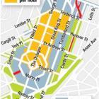 DCC parking plans. ODT graphic.