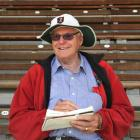 Derek Cockburn has been to all 53 of the South Island primary school tournaments since 1963....
