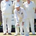 Despite eye-sight and hearing problems, a bowling 4 with an average age of 94.75 still competes...