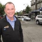 Destination Queenstown chief executive Tony Everitt, pictured this week in Shotover St, the...
