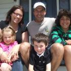 Detective Warren Duncan has spent the past three weeks at home in Oamaru with wife Sue and...