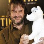 Peter Jackson poses during the photo call of the film ''The Adventures of Tintin: Secret of the...