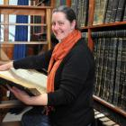 Dr Jenny Birchell believes the City Choir has been a mainstay in Dunedin for the past 150 years...