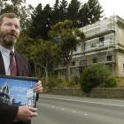 Dunedin City Council acting planning policy manager Paul Freeland hopes a new thematic heritage...