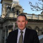 Dunedin City Council group chief financial officer Grant McKenzie says he hopes to make a...