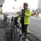Dunedin City Council Safe and Sustainable Travel co-ordinator Charlotte Flaherty is excited at...