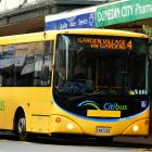 Dunedin city councillors have voted to support in principle a transfer of public transport...