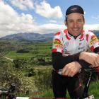 Dunedin cyclist Joe Chapman (30) retained the King of the Mountain polka dot jersey in the Tour...