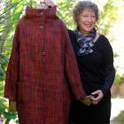 Dunedin designer Cheryl Burtenshaw talks about being part of iD Dunedin Fashion Week. Photo by...