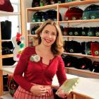 Dunedin designer Tamsin Cooper is co-hosting new television series Hearts in Crafts, which starts...