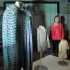 Dunedin dress historian Dr Jane Malthus views the collection she created for Toitu Otago Settlers...