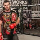 Dunedin fighter Brogan Anderson is looking forward to competing in Christchurch tomorrow night....