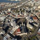 Dunedin has 'a built heritage that is without parallel in this part of the world'. Photo ODT files