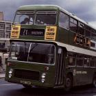 Dunedin mechanic Anthony Holliday has started restoring this 1974 Bristol VRT double-decker bus,...