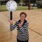 Dunedin netball stalwart Colleen Lyons has been recognised for her services to the sport. Photo...