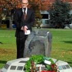 Dunedin North Labour MP Dr David Clark reflects on the workplace death toll. Photos by Craig Baxter.
